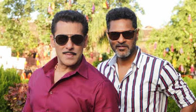 Salman Khan's film is directed by Prabhu Deva.
