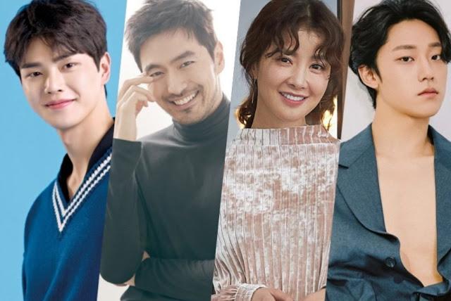 Lee Do Hyun dalam Sweet Home (2021)