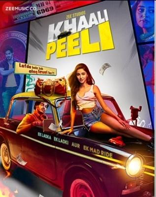 Tehas Nehas Lyrics (Khaali Peeli ) - Shekhar Ravjiani & Prakriti Kakar
