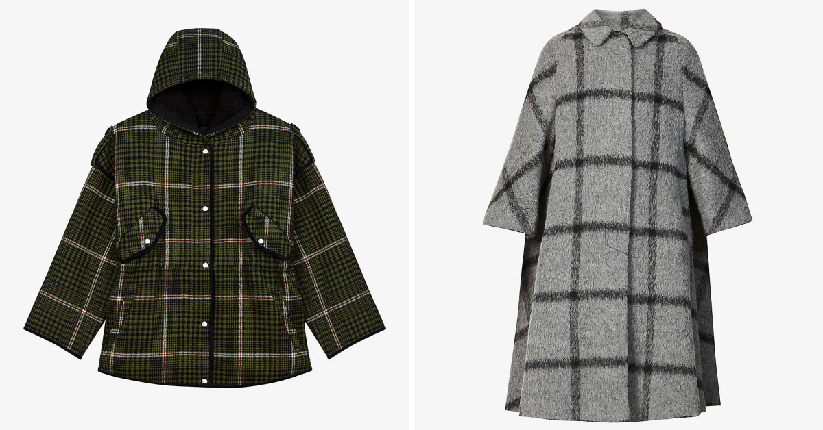 Cape Style Coats