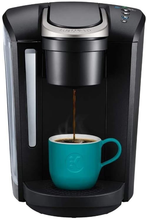 Keurig K-Select Coffee Maker With Strength Control
