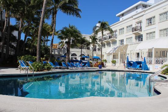 Savoy Hotel Beach Club Miami Beach