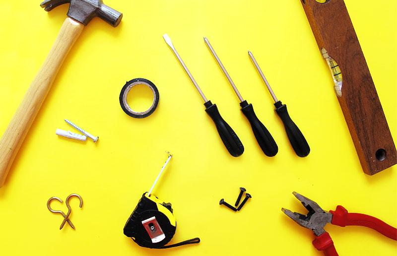 Quais ferramentas são boas de ter?