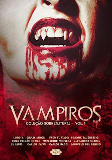 Vampiros - Coleção Sobrenatural - AVEC