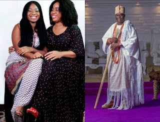 How His Royal Majesty Ooni Of Ife Have a Baby Out Of Wedlock At 19, Baby Mama Age Will Surprise You