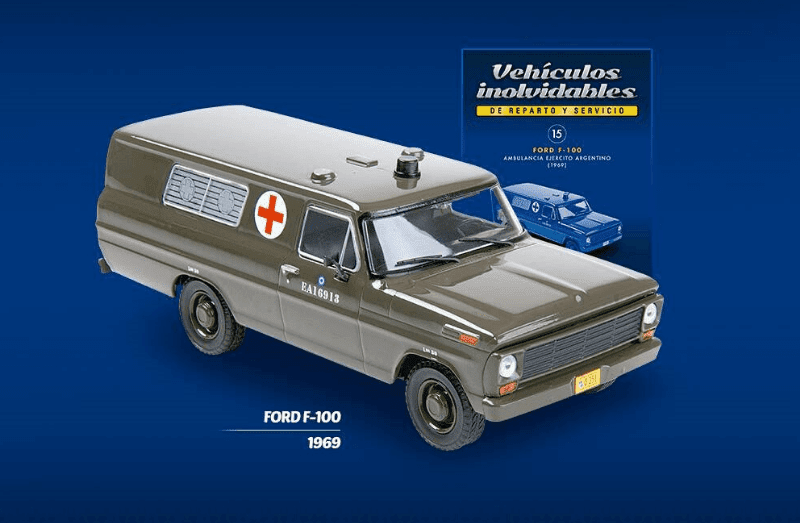 ford f100 ejercito argentino