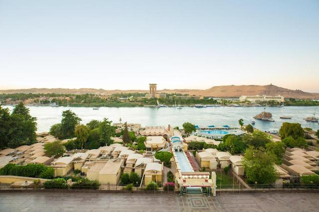Dónde alojarse en Aswan