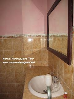 kamar mandi suite room
