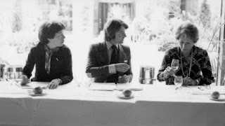 The Judgement of Paris in 1976 tasting the wines of France and California where Château Montelena and Stag's Leap won first prizes.