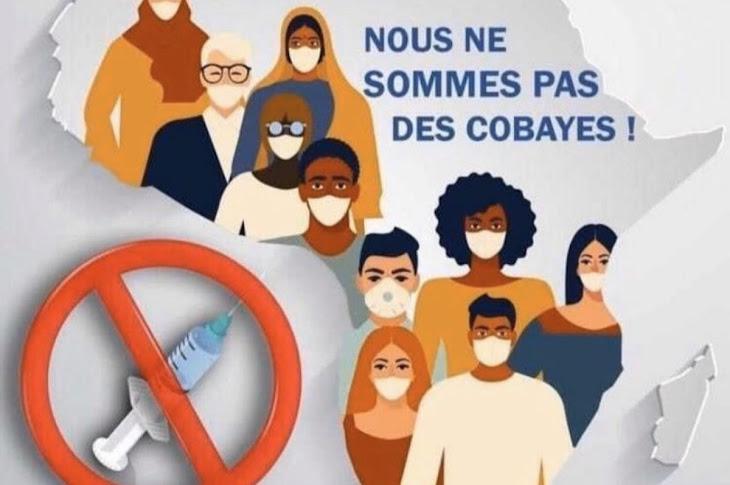 ¡Decimos no a las pruebas de vacunas contra el Coronavirus en África!