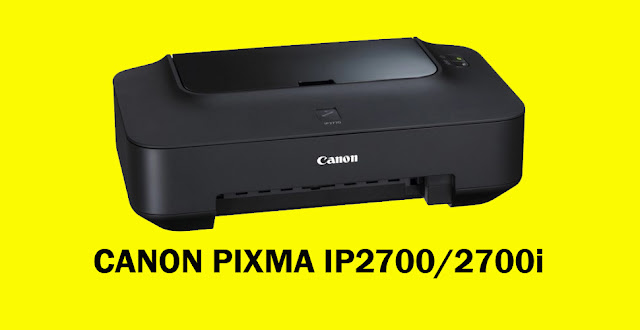 Printer Canon Pixma IP2700 IP2700i IP2772