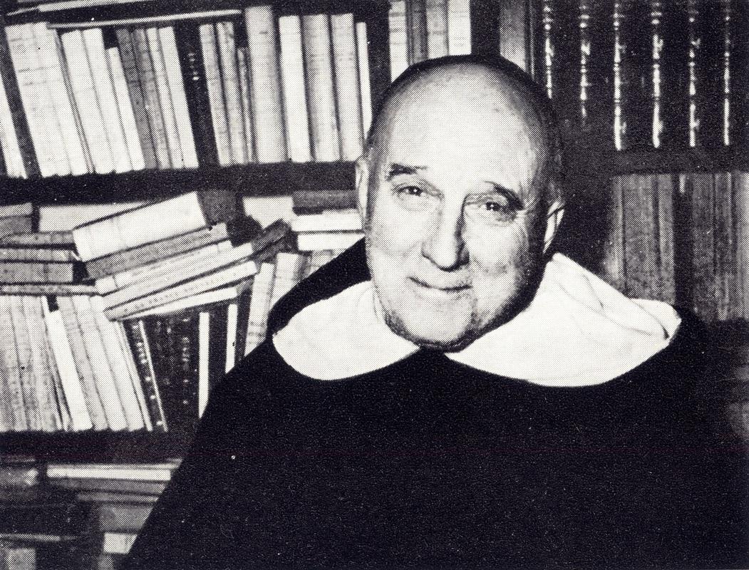 Vae Mihi Si Non Thomistizavero: Father Reginald Garrigou-Lagrange, O.P.