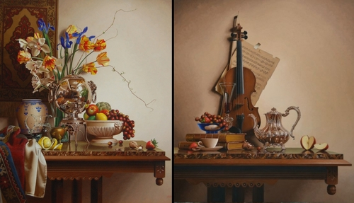 00-Mark-Thompson-Photo-Realistic-Still-Life-Paintings-www-designstack-co