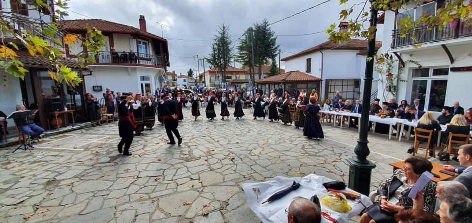 Εορτή των Παμμεγίστων Ταξιαρχών Μιχάηλ και Γαβριήλ στο Παλαιοχώρι Χαλκιδικής