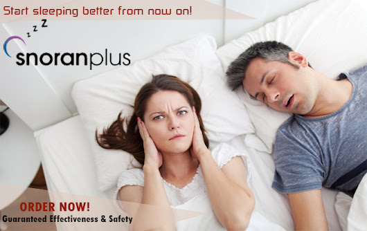 Snoran Plus Coupon 2018 – Buy 2 Get 1 Free $26.66/bottle!