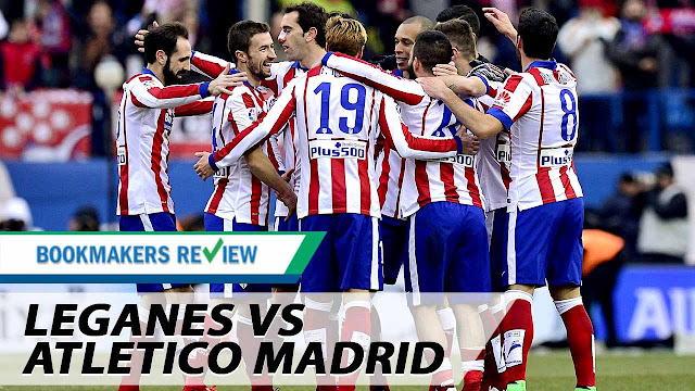 Leganes vs Atletico Madrid