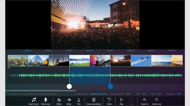 تحميل و شرح برنامج Movie Maker 10 النسخة الجديدة أسهل برنامج مونتاج للويندوز 10 مجانا