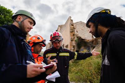 indagine-Vigili del Fuoco-terremoto-macerie-vulnerabilità edifici