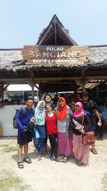 Explore Sangiang Banten