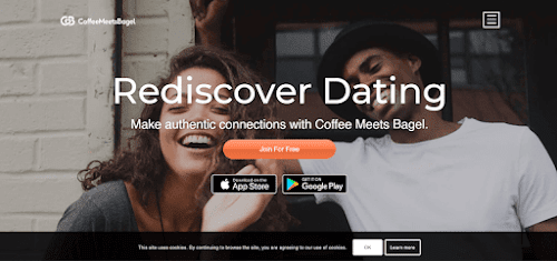 Coffee Meets Bagel (Dating Apps)
