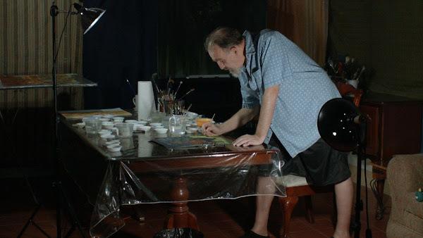 """NOVA SÉRIE """"PAINTING WITH JOHN"""" ESTREIA DIA 23 DE JANEIRO NA HBO PORTUGAL"""