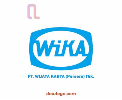 Logo PT. Wika (PT. Wijaya Karya) Vector Format CDR, PNG