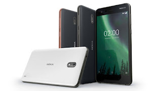 company HMD Global makes the Nokia smartphones Nokia two launched amongst the 4,100 mAh huge battery