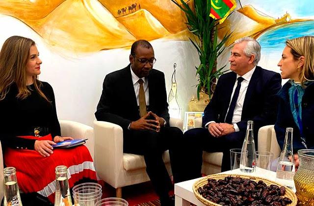 Presencia mauritana en ATLANTUR 2020