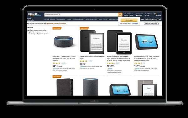 Cupones de descuento para Amazon España