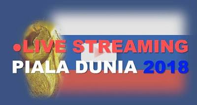 Cara Nonton Live Streaming Piala Dunia 2018