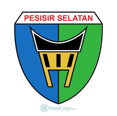 Kabupaten Pesisir Selatan Logo Vector