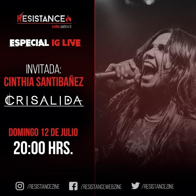 #Entrevista: Especial ocho años de Resistance - Crisálida
