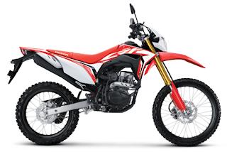 Harga Motor Honda CRF150L di Bali