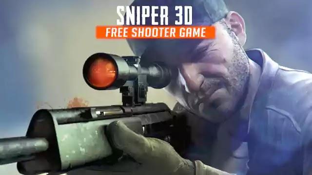 تنزيل لعبة Sniper 3D Assassin لأجهزة الأندرويد