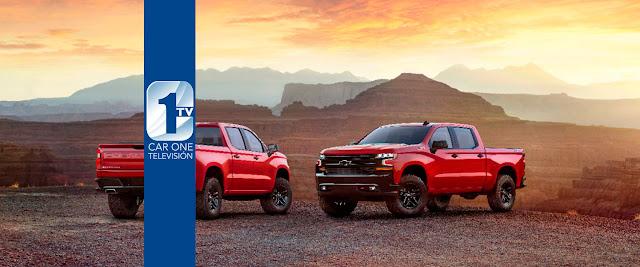 Chevrolet presenta la nueva Silverado 2019