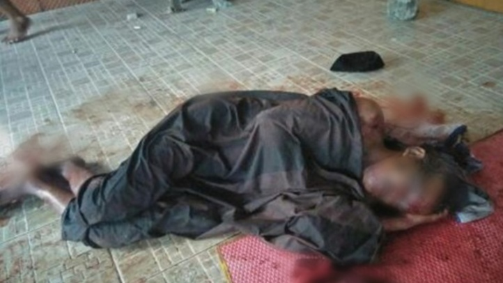 Warga Temukan Pria Berlumuran Darah di Kompleks Pasar Sentral Lama Bone