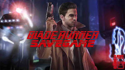 Blade Runner (1997) 100% PC Save Game