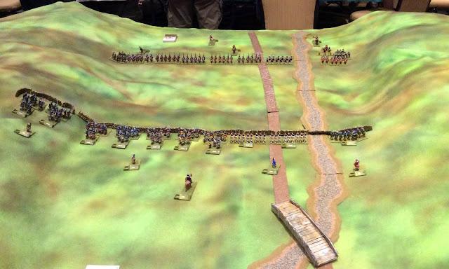 Historicon 2019, #5: Tim's Jacobite Rebellion games