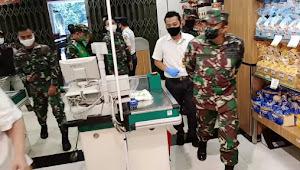 Pastikan Penerapan Protokol AKB, Kolonel Asep Rahman Taufik Lakukan Pengecekan