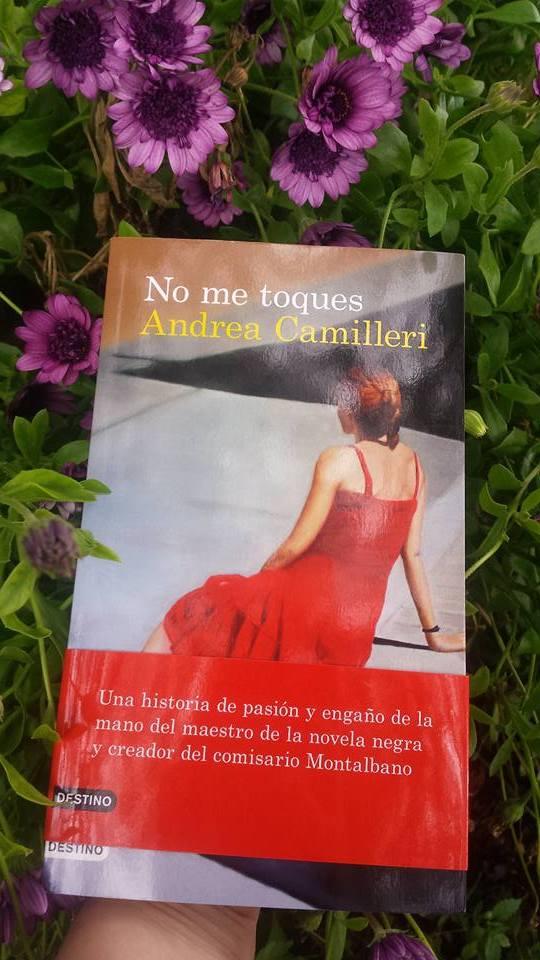No me toques, Andrea Camilleri