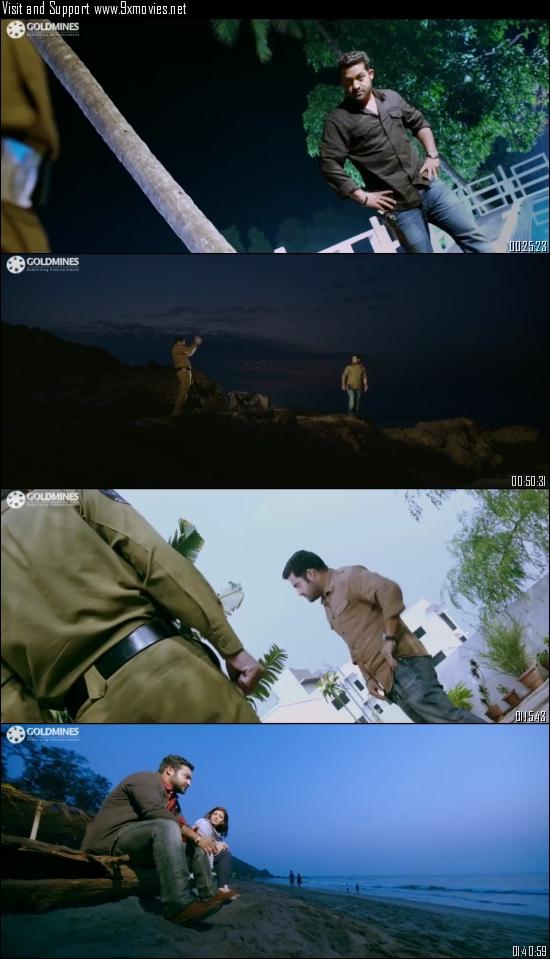 Temper 2016 Hindi Dubbed 720p HDRip