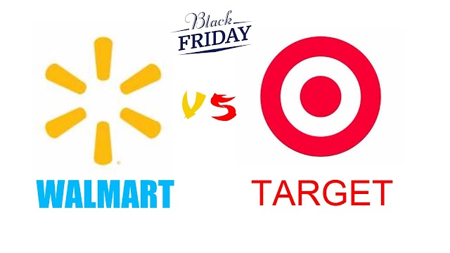 Battle War between Walmart vs. Target for 'Black Friday' 2017 Deals