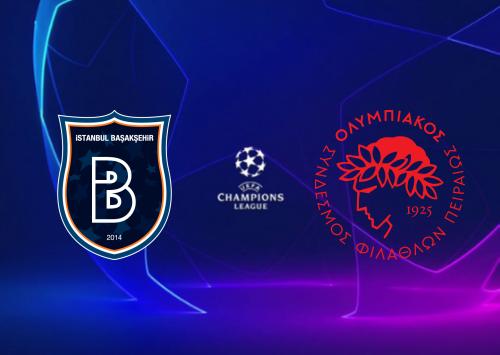 İstanbul Başakşehir vs Olympiakos Piraeus -Highlights 7 August 2019