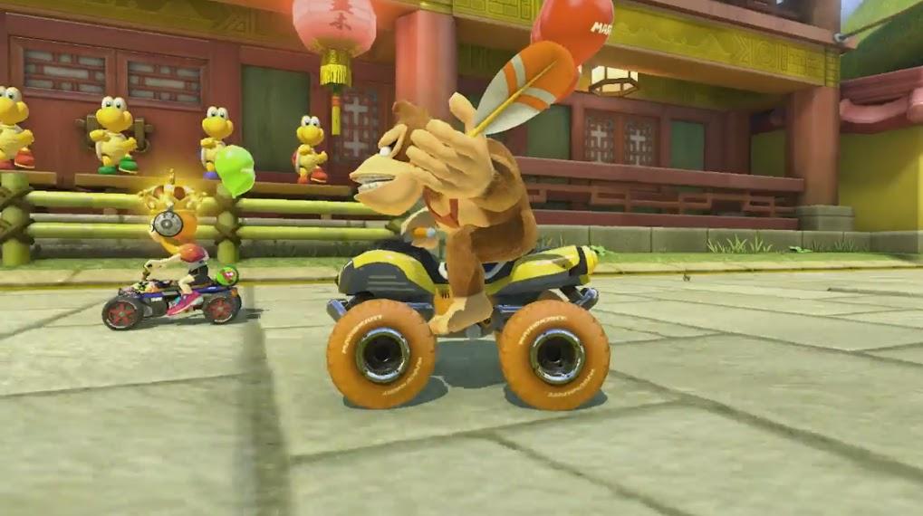 Mario Kart 8 Deluxe Online Multiplayer Will Have New Battle