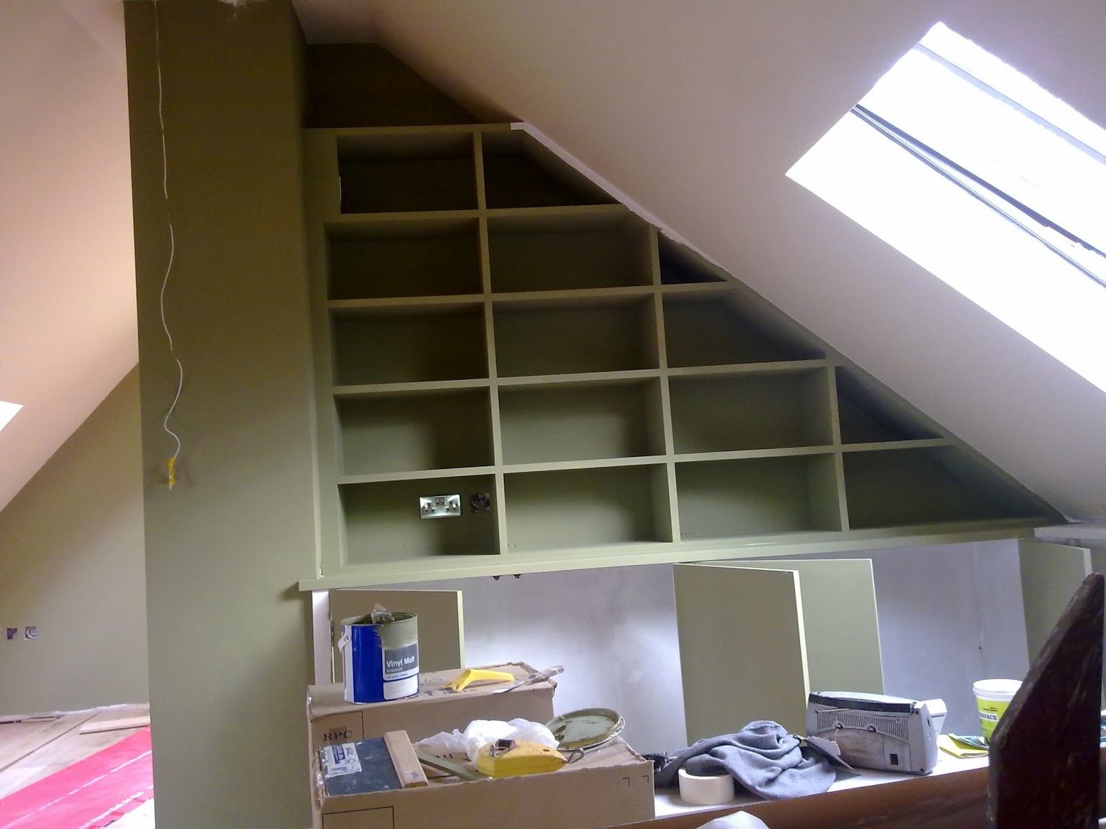 Tiny Home Designs: Lovewood Carpentry... Building On Your Ideas: LOFT