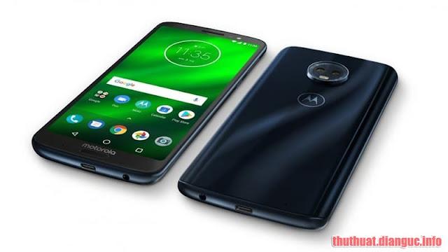 (Tổng hợp) rom / firmware stock cho Motorola Moto G6 Plus (Evert)