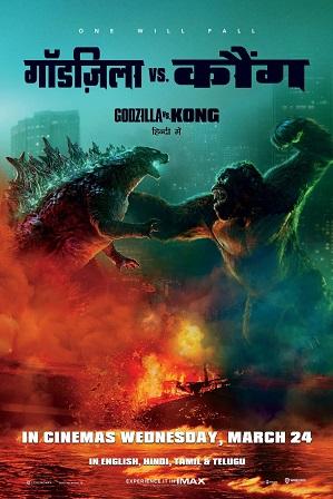 Godzilla vs. Kong (2021) 350MB Full Hindi Dual Audio Movie Download 480p WebRip