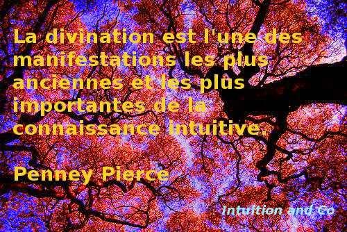 divination, connaissance intuitive