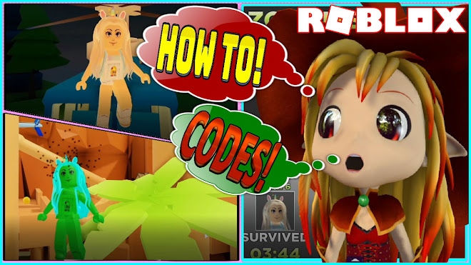 Roblox Zombie Tag! 3 CODES and How to escape Chapter 1 and 3!