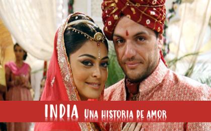 India Una Historia De Amor Capítulo 20 Online